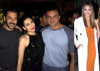 Salman Khan, Iulia Vantur, Malaika Arora make Arbaaz Khan's 50th birthday bash a rollicking affair - view inside pics
