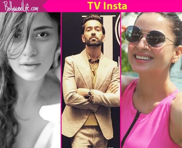 Nakuul Mehta S Showstopper Debut Karanvir Bohra Throwback Pic Adaa Khan Ankit Gera Renewed Friendship A Look At Tv Insta This Week