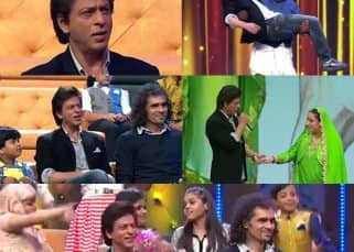 Sa Re Ga Ma Pa Li'l Champs 6th August 2017: Shahrukh Khan's charisma meets the charm of the kids and makes it the best episode of the season