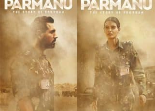 John Abraham and Diana Penty are ready for their nuclear mission in these new posters of Parmanu