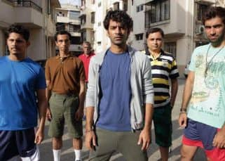 Barun Sobti and the cast of Tu Hai Mera Sunday plan special screening for footballers