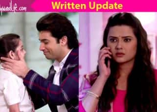 Kasam-Tere Pyar Ki 1st September 2017 Written Update Of Full Episode: Abhishek questions Tanuja about still being in love with Rishi
