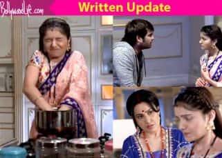 Shakti-Astitva Ke Ehsaas Ki 5th September 2017 Written Update Of Full Episode: Saumya burns her hand to stop Harman from tying her