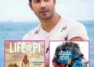 Did you know that Varun Dhawan had auditioned for Life of Pi and Dhobi Ghat before his debut?