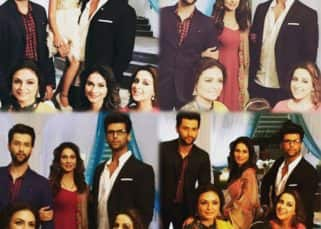 Beyhadh takes a 4 year leap! Check out LEAKED pics of Arjun and Saanjh's new look