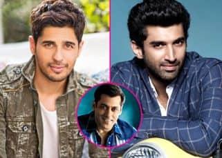 Aditya Roy Kapur to REPLACE Sidharth Malhotra in Salman Khan's Race 3?