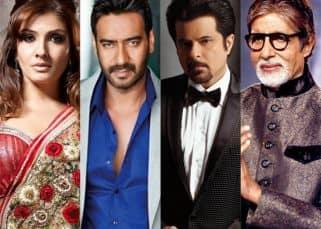 Ajay Devgn, Amitabh Bachchan, Raveen Tandon, Anil Kapoor send out warmest Eid Mubarak wishes - read tweets