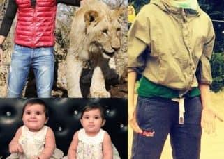 Ankita Lokhande learns horse riding, Bella and Vienna's birthday wishes for Karanvir Bohra, Shaheer Sheikh-Erica Fernandes' nature escapades - TV Insta this week