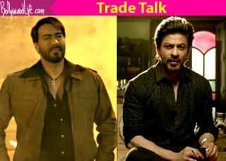 Will Baadshaho and Golmaal Again help Ajay Devgan TRUMP Shah Rukh Khan at the box office in 2017?
