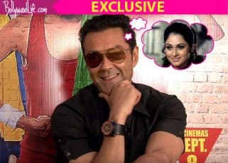 Poster Boy Bobby Deol on his favourite Poster Girl: I used to carry Jaya Bachchan's photograph with me - watch exclusive video
