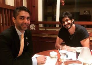 It's official! Harshvardhan Kapoor will play Olympic gold medalist Abhinav Bindra in his biopic - view pic