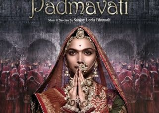 Padmavati first poster out! Deepika Padukone's royal look is EVERYTHING that you need to focus on this morning
