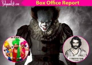 IT box office collection day 4: The horror movie BEATS Poster Boys and Daddy, grosses Rs 11.35 crore