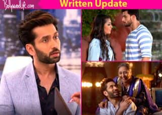 Ishqbaaz 14 September 2017, Written Update of Full Episode: Rudra discovers that Bhavya is elder to him by four years; Gauri gets humiliated at the exhibition