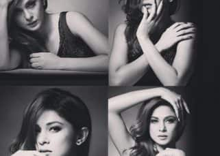 Jennifer Winget reveals the reason behind her new HOT black and white photoshoot - view pics