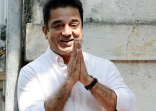 Kamal Haasan meets fans amid speculation of forming a political party