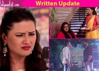 Kasam-Tere Pyar Ki 6th September 2017 Written Update Of Full Episode: Tanuja decides to fight Rishi in court, Abhishek stops Rishi from meeting Tanuja