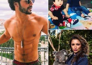 When Varun Dhawan, Taimur Ali Khan and Parineeti Chopra's viral pictures broke the internet
