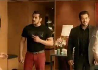 Salman Khan tells Varun Dhawan who is the ORIGINAL Judwaa - Watch video