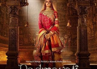Padmavati first look: Twitter just can't get over Deepika Padukone's goddess avatar on the poster