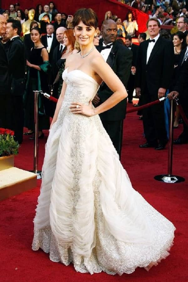 Penolope Cruz_2009_ academy Awards