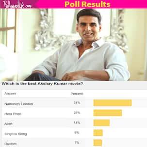 Not Toilet Ek Prem Katha or Rustom, but Akshay Kumar's Namastey London is his fans' favourite film