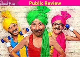 Poster Boys public review: More than Sunny and Bobby Deol the audience loved Shreyas Talpade's comic timing