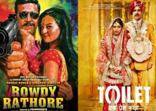 Akshay Kumar's Toilet Ek Prem Katha beats Rowdy Rathore to become his highest grossing film ever!