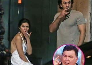 Rishi Kapoor reacts to Ranbir Kapoor and Mahira Khan's leaked pics; says