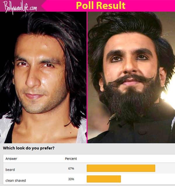 Beard vs clean shaven