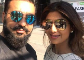 Not just Akshay Kumar, Raj Kundra too is celebrating his birthday today and wife Shilpa Shetty has a cute message for him