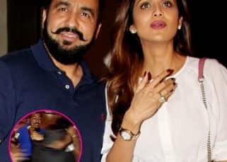 Shilpa Shetty Kundra's date night ends on an UGLY note as a huge fight breaks out between photographers and bouncers - watch video