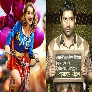 Box office update: Simran beats Lucknow Central but Kangana Ranaut's film is not the winner yet