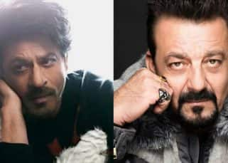 When Shah Rukh Khan was in danger and called Sanjay Dutt for help!