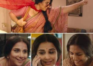 Tumhari Sulu teaser: Vidya Balan is training to be SEXY and she's awesome at it!