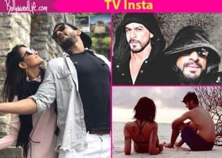Anita Hassanandani's Swiss romance, Varun Kapoor's Maldives vacay, Karan Patel's fanboying - A look at TV Insta this week