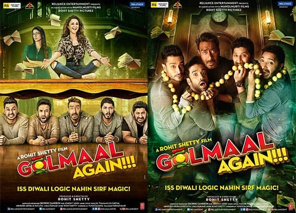 Golmaal Again 5 Hints About The Plot Of The Film That Ajay Devgn