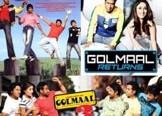 Golmaal: Fun Unlimited, Golmaal Again or Golmaal 3 - Which film from the franchise is your favourite? Vote now!