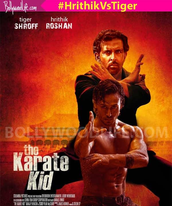 Hrithik Roshan vs Tiger Shroff: The Karate Kid, Man Of Tai