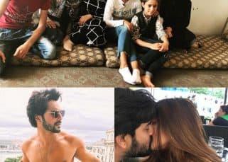 Riya Sen's liplock selfie with hubby Shivam Tewari, Varun Dhawan gets trolled AGAIN! - Here's who made it to Bolly Insta this week