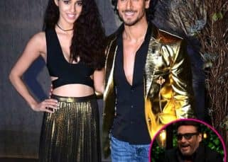 Jackie Shroff has NO idea about Tiger Shroff's plans to move in with Disha Patani, but doesn't have an issue with it!