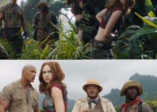 Jumanji - Welcome To The Jungle trailer 2: Dwayne Johnson, Kevin Hart, Jack Black starrer promises to be a whacky, adventurous ride - watch video