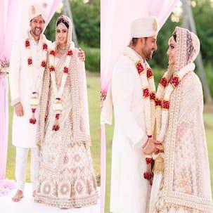 40 की उम्र में आफताब ने श्रीलंका में पत्नी संग दोबारा शादी रचाई, देखें तस्वीरें