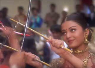 Navratri special song of the day 1: Groove to the beats of Aishwarya Rai Bachchan's Ye hai pyaar from Aa Ab Laut Chalen