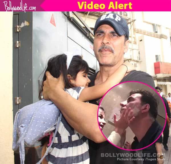 Akshay Kumar shares a video on daughter Nitara's birthday and it's cuteness overload