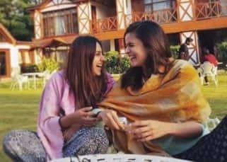 Alia Bhatt's BFF Akanksha tags along with her to Kashmir as she shoots for Raazi - view pics