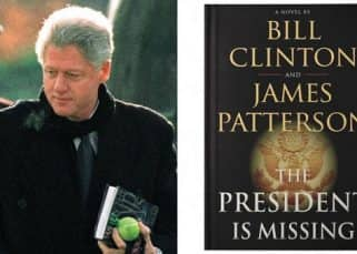 Bill Clinton's first novel The President Is Missing to be adapted for television