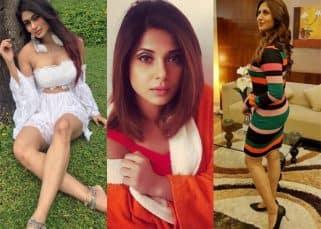 Jennifer Winget's sass, Mouni Roy's dreamy Birthday look, Divyanka Tripathi's style - TV Insta this week