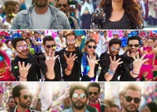 Golmaal Again title track: Ajay Devgn and his gang promise a spectacular Diwali with their energetic moves