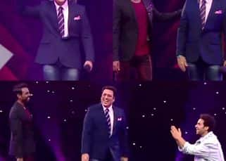 Dance Plus 3: Govinda gets a grand Hero No.1 welcome from the contestants